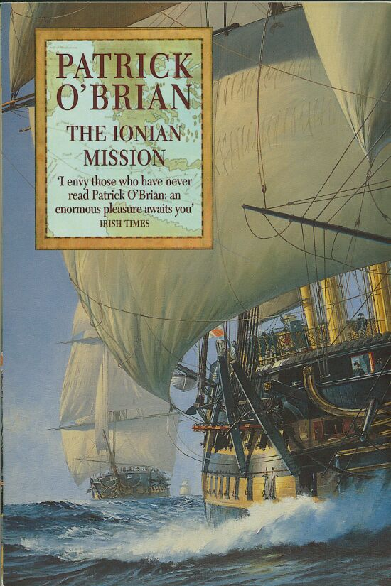 Love Aubrey Book Cover : Aubrey maturin in brief the ionian mission